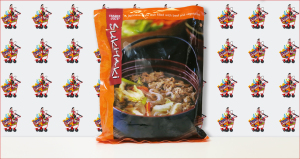 Trader Joe's Japanese-Style Beef and Vegetable Beef Sukiyaki