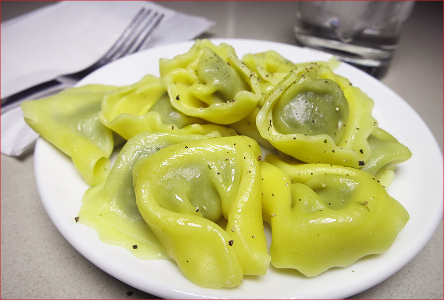 Spinach Tortellini Review - The Trader Rater