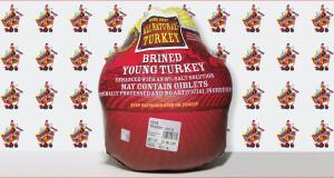 Trader Joe's All Natural Brined Young Turkey 2015