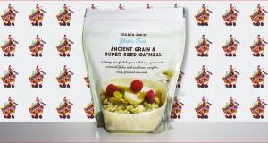 Trader Joe's Ancient Grain and Super Seed Oatmeal
