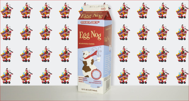 Trader Joe's Egg Nog