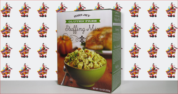 Trader Joe's Gluten Free Stuffing Mix
