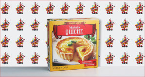 Trader Joe's Mexicaine Quiche