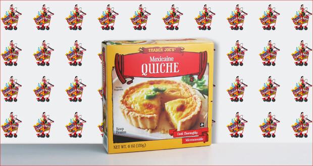 Trader Joe's Mexicaine Quiche