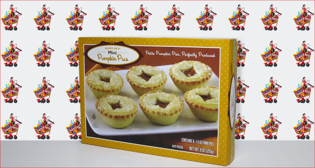 Trader Joe's Mini Pumpkin Pies