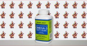 Trader Joe's Omega-3 Fatty Acids Dietary Supplement