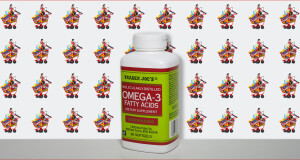 Trader Joe's Omega-3-Fatty Acids Odorless Dietary Supplement