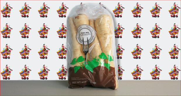 Trader Joe's Parsnips