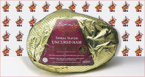Trader Joe's Fully Cooked Spiral Sliced Uncured Ham